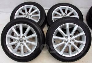Колёса с шинами =Toyota= R17! 2015 год! (№ 58481). 7.0x17 5x114.30 ET45