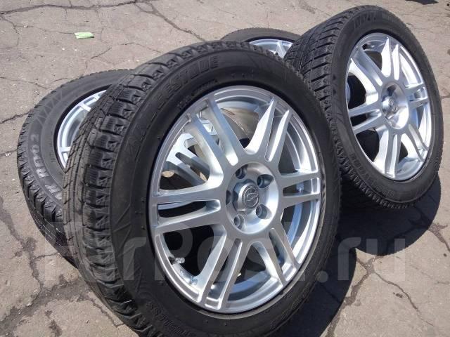Bridgestone Glitzer. 7.0x17, 5x114.30, ET53