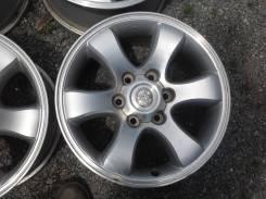 Toyota. 7.5x17, 6x139.70, ET30, ЦО 108,0мм.