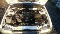 Проводка под радиатор. Toyota Sprinter, CE108, CE106, CE109, CE104, CE100 Toyota Corolla, CE106, CE104, CE108, CE109, CE100 Двигатель 2C