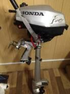 Honda. 2,00л.с., 4х тактный, бензин, нога S (381 мм)