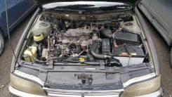 Проводка под радиатор. Toyota Vista, CV30 Toyota Camry, CV30 Двигатель 2CT