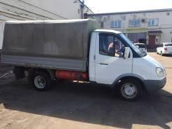 ГАЗ 330200. Газель 3302, 2 500 куб. см., 3 500 кг.