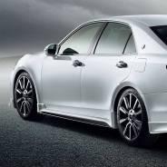 Порог пластиковый. Toyota Crown, AWS211, GWS214, AWS210, ARS210, GRS210, GRS211, GRS214 Двигатели: 4GRFSE, 8ARFTS, 2GRFSE, 2GRFXE, 2ARFSE