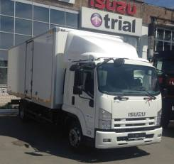 Isuzu Forward. 12.0 с изотермическим фургоном, 5 200 куб. см., 7 000 кг.