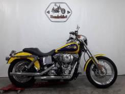 Harley-Davidson Dyna Low Rider. 1 450 куб. см., исправен, птс, без пробега