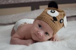 Фотосессия для детей от рождения до года в Хабаровске