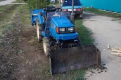 Iseki. Мини трактор iseki