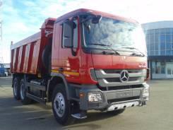 Mercedes-Benz Actros 3331K. Самосвал Mercedes-BENZ 3341 K 6X4, 12 000 куб. см., 25 000 кг.
