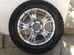 """Продам колёса на """"Ниву"""" в сборе. 7.0x16 5x139.70 ET0 ЦО 98,5мм."""