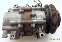 Компрессор кондиционера. Subaru Legacy, BG9, BH9, BH5, BD3, BD5, BGB, BG4, BG2, BE9, BE5, BHC, BD9, BD2, BD4, BGA, BGC, BG3, BG5, BG7 Двигатели: EJ202...