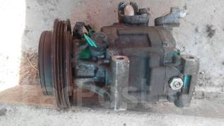 Компрессор кондиционера. Toyota Prius, NHW11 Двигатель 1NZFXE