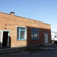 Здание-склад возле вокзала в Шадринске. Площадь Привокзальная, 1, р-н Центральный, 171,0кв.м.