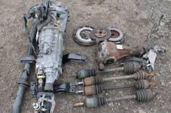 Механическая коробка переключения передач. Subaru Impreza WRX STI, GDB Двигатель EJ207