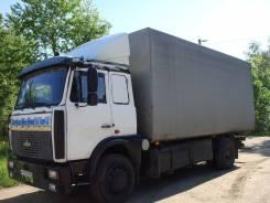 МАЗ 5336. Продается А3 фургон, 11 150 куб. см., 8 300 кг.