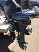 Yamaha. 8,00л.с., 4х тактный, бензин, нога L (508 мм), Год: 2012 год