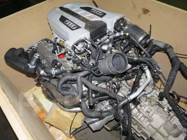 Двигатель 4.2B CNDA на Audi