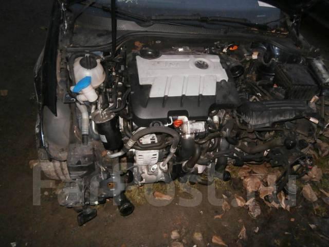 Двигатель комплектный 2.0D CBBB на Audi