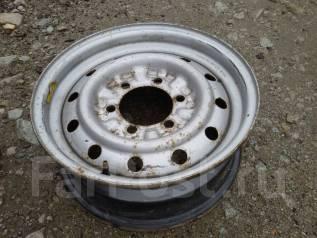 Bridgestone. 6.0x15, 6x139.70, ET30, ЦО 110,0мм.