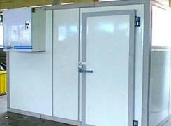 Холодильная камера для низкотемпературного хранения, б/у