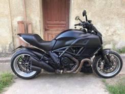 Ducati Diavel. ИП Белошапка О. Ю. Улица Суворова 25