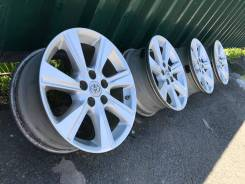 Toyota. 7.5x17, 5x114.30, ET35, ЦО 60,1мм.