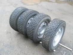 Комплект зимних шипованных колёс. x13 ЦО 130,0мм.