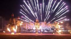 Огненное шоу от L-show Group