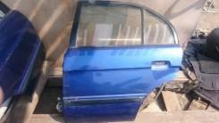 Дверь задняя левая Corsa EL51