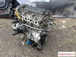 Двигатель в сборе. Hyundai Solaris