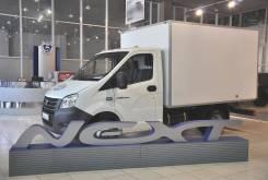 ГАЗ ГАЗель Next. Газель NEXT ГАЗ-A23R22 изотермический фургон в Красноярске, 2 779куб. см., 1 300кг., 4x2