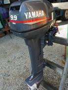 Yamaha. 15,00л.с., 2х тактный, бензин, нога L (508 мм), Год: 2008 год
