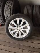 Комплект колес 215/55/17. 7.0x17 5x100.00 ET55