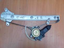 Стеклоподъемный механизм. Toyota Corona, ST190 Двигатель 4SFE