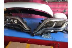 Фара. Toyota Land Cruiser Prado, GDJ150W, GDJ151W, TRJ150, KDJ150L, GRJ150W, GRJ151W, TRJ150W, GDJ150L, GRJ151, GRJ150, GRJ150L Двигатели: 1GRFE, 1GDF...