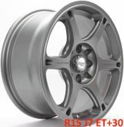 RAYS VOLK RACING TE037 Dura. 7.0x15, 4x100.00, 4x114.30, ET30, ЦО 73,1мм.