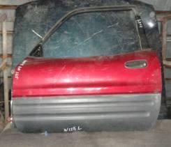 Дверь  Toyota  RAV4  SXA10  левая