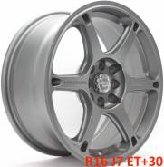RAYS VOLK RACING TE037 Dura. 7.0x16, 4x100.00, 4x114.30, ET30, ЦО 73,1мм.