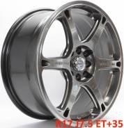 RAYS VOLK RACING TE037 Dura. 7.5x17, 4x100.00, 4x114.30, ET35, ЦО 73,1мм.
