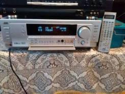 Девяти канальный ресивер JVC + акустика