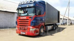 Scania R420. Продам фургон 2007г. в г. п 15тонн, 11 700 куб. см., 15 000 кг.