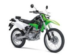Kawasaki KLX 250. 250 куб. см., исправен, птс, с пробегом