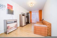 1-комнатная, улица Комсомольская 25б. Первая речка, 35 кв.м.