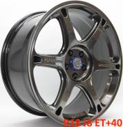 RAYS VOLK RACING TE037 Dura. 8.0x18, 5x114.30, ET40, ЦО 73,1мм.