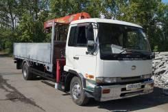 Nissan Diesel UD. Nissan, 7 000 куб. см., 3 000 кг., 7 м.