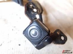 Камера заднего вида. Nissan Patrol, Y62 Двигатель VK56VD