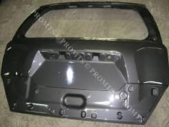 Дверь багажника. Nissan X-Trail, T31, T31R