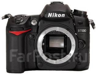 Nikon D7000 Body. 15 - 19.9 Мп, зум: 14х и более