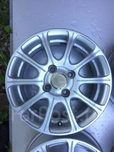 Bridgestone. 5.5x14, 4x100.00, ET40, ЦО 73,0мм.