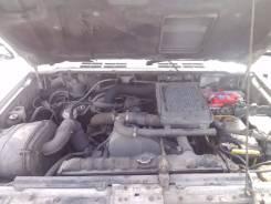 Двигатель в сборе. Mitsubishi Pajero, V44W, V44WG